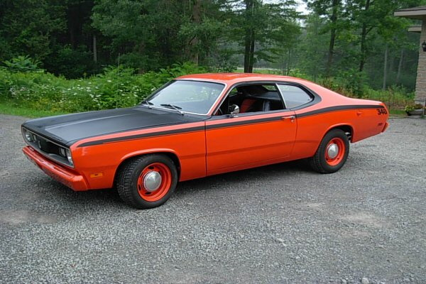 70 Duster
