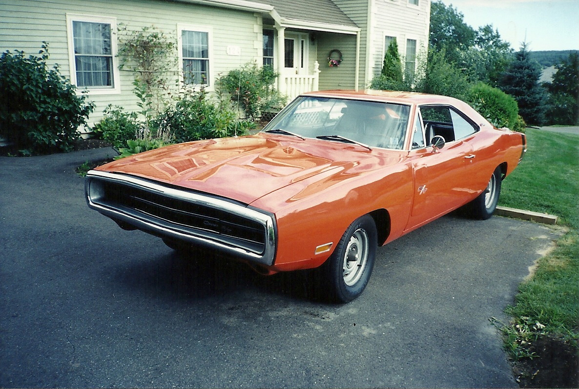 70 Charger RT
